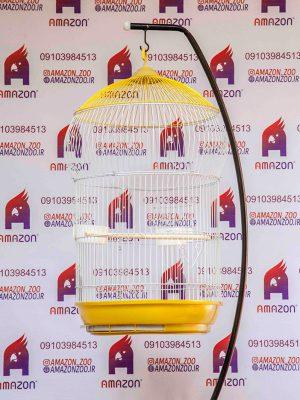 خرید تجهیزات پرنده - خرید قفس - قفس کد AZ205