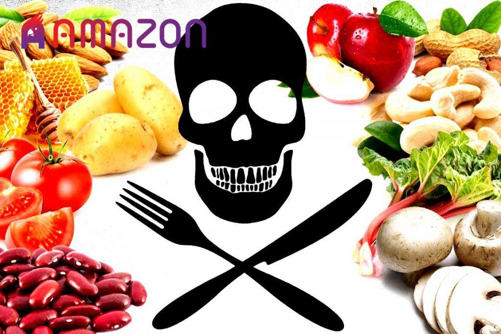 مواد غذایی خطرناک