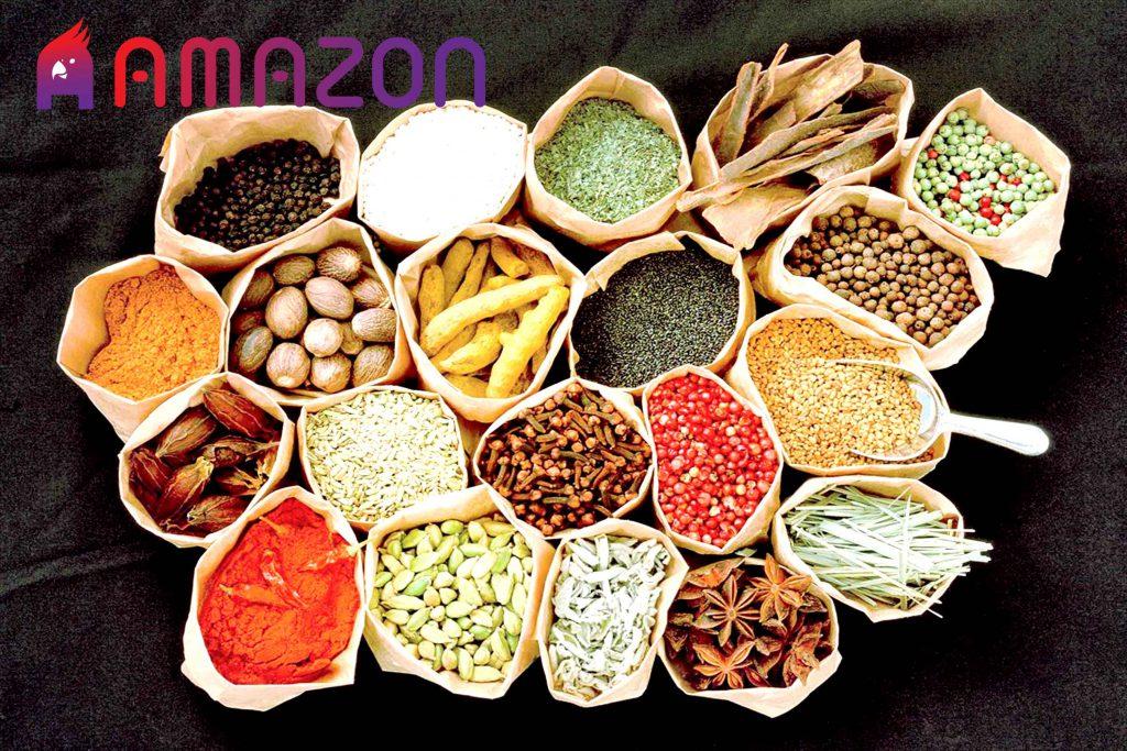 لیست مواد غذایی طبع گرم